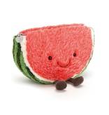 Jellycat Amuseables Watermelon Zip Bag