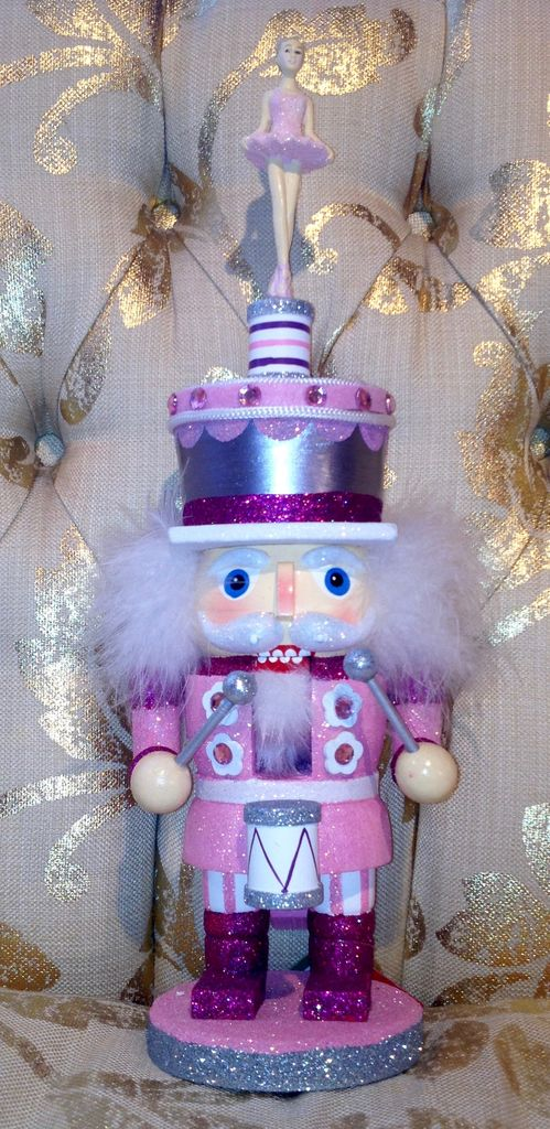 KURT S. ADLER HA0235 TWIRLING BALLERINA MUSICAL NUTCRACKER