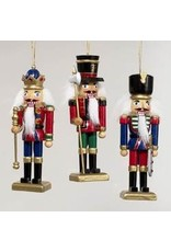 KURT S. ADLER C0052 TRADITIONAL NUTCRACKER SOLDIER ORNAMENT