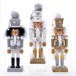 KURT S. ADLER C6017 HOLLYWOOD STARCHAIN NUTCRACKER