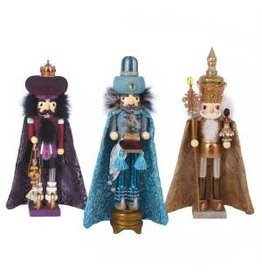 KURT S. ADLER HA0092 WE THREE KINGS OF ORIENT NUTCRACKER BEARING GIFTS