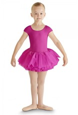 BLOCH & MIRELLA CL8202 HEARTS A FLUTTER CAP SLEEVE TUTU DRESS
