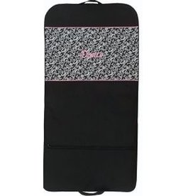 SASSI DESIGNS  LLC DSK-04 DANCE DAMASK GARMENT BAG