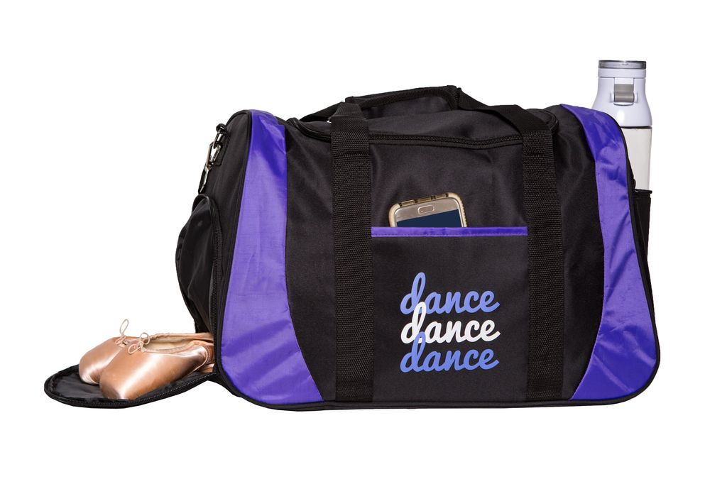 HORIZON DANCE IM8501 TRIPLE DANCE GEAR DUFFEL BAG