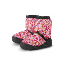 BLOCH & MIRELLA IM009KP KIDS PRINT WARM UP BOOTIE