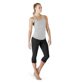 BLOCH & MIRELLA FT5021 OPEN MESH RACERBACK TANK TOP