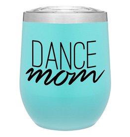 SUGAR & BRUNO D8712 DANCE MOM STAINLESS STEEL TUMBLER