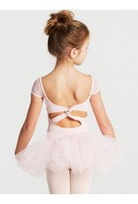 CAPEZIO & BUNHEADS A11394C KEYHOLE BACK TUTU DRESS