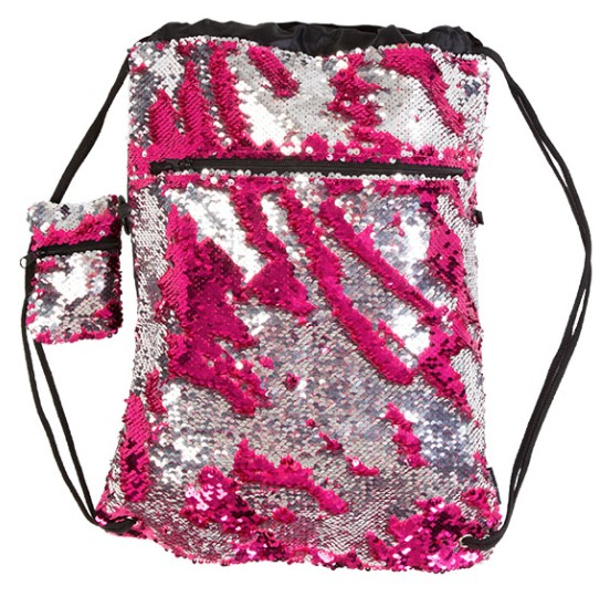 SUGAR & BRUNO D8906/D8907 GLAM SEQUIN MERMAID BAG