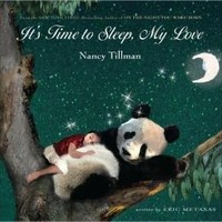 MPS IT'S TIME TO SLEEP, MY LOVE BOARD BOOK