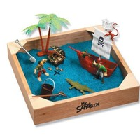 BE GOOD CO. PIRATES AHOY LITTLE SANDBOX