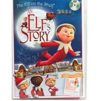 ELF ON THE SHELF THE ELF ON THE SHELF- AN ELF'S STORY DVD
