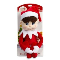 ELF ON THE SHELF THE ELF ON THE SHELF- PLUSHEE PAL BOY