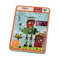 GALISON MUDPUPPY ROBOTS MAGNETIC FIGURES
