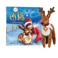 ELF ON THE SHELF THE ELF ON THE SHELF- REINDEER ELF PET