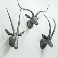ONE HUNDRED 80 DEGREES ONE HUNDRED 80 DEGREES TIN WALL MOUNT ORYX
