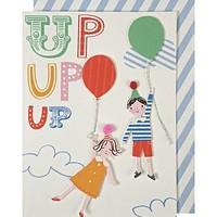 MERI MERI UP UP UP CARD
