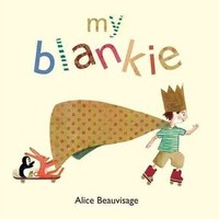 INGRAM MY BLANKIE BOARD BOOK
