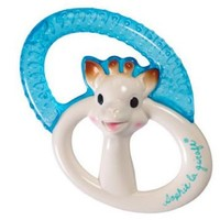 CALISSON INC. SOPHIE GIRAFFE COOLING TEETHING RING