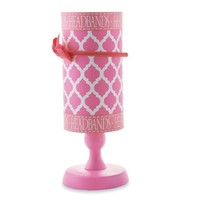 MUD PIE PINK HEADBAND HOLDER