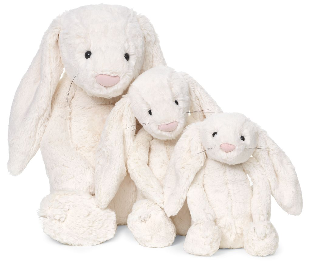 JELLYCAT INC BASHFUL HUGE CREAM BUNNY