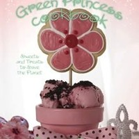 GIBBS SMITH GREEN PRINCESS COOKBOOK