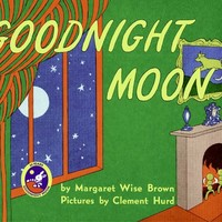 HARPER COLLINS PUBLISHERS GOODNIGHT MOON LAP EDITION BOARD BOOK