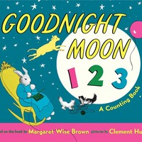 HARPER COLLINS PUBLISHERS GOODNIGHT MOON 123 BOARD BOOK