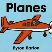 HARPER COLLINS PUBLISHERS PLANES BOARD BOOK
