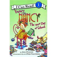 HARPER COLLINS PUBLISHERS FANCY NANCY THE 100TH DAY OF SCHOOL