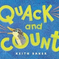 HOUGHTON MIFFLIN HARCOURT QUACK AND COUNT BOARD BOOK