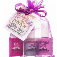 PIGGY PAINT PIGGY PAINT GLITTER GIRLS GIFT SET
