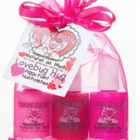 PIGGY PAINT PIGGY PAINT LOVEBUG HUG GIFT SET