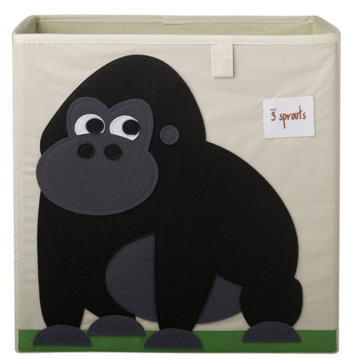 3 SPROUTS 3 SPROUTS GORILLA STORAGE BOX