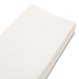 ADEN + ANAIS ADEN & ANAIS EARTHLY WHITE BAMBOO CHANGING PAD COVER