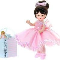 ALEXANDER DOLL COMPANY INC. BRUNETTE BIRTHDAY CELEBRATION DOLL