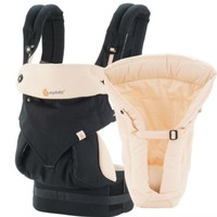 ERGO BABY CARRIER, INC. ERGOBABY FOUR POSITION 360 BABY CARRIER BUNDLE OF JOY