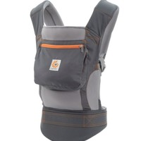 ERGO BABY CARRIER, INC. ERGOBABY PERFORMANCE BABY CARRIER - STONE GREY
