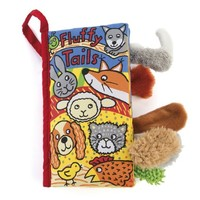 JELLYCAT INC FLUFFY TAILS BOOK