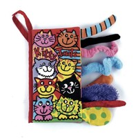 JELLYCAT INC KITTY TAILS BOOK