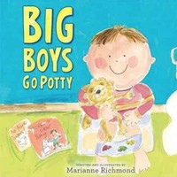 SOURCEBOOKS BIG BOYS GO POTTY