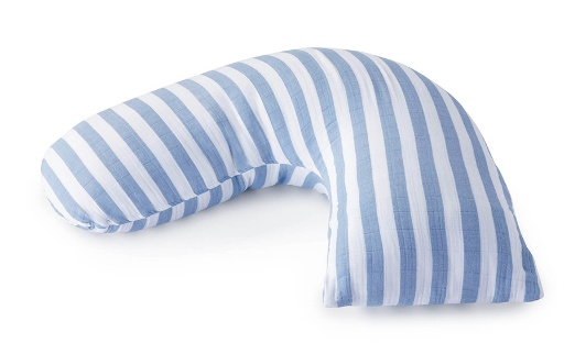 ADEN + ANAIS ADEN & ANAIS ROCK STAR BLAZER STRIPE NURSING PILLOW COVER