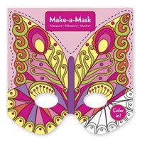 GALISON MUDPUPPY BUTTERFLIES MAKE A MASK