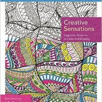 MPS ZENDOODLE POCKET COLORING CREATIVE SENSATIONS