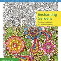 MPS ZENDOODLE POCKET COLORING ENCHANTING GARDENS