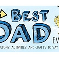 SOURCEBOOKS TO THE BEST DAD EVER COUPON BOOK