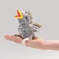 FOLKMANIS MINI BABY BIRD PUPPET