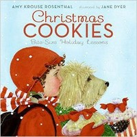HARPER COLLINS PUBLISHERS CHRISTMAS COOKIES BITE-SIZE HOLIDAY LESSONS