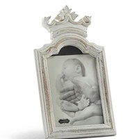 MUD PIE RECTANGLE CROWN FRAME