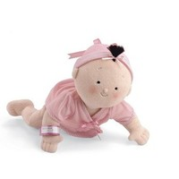 NORTH AMERICAN BEAR COMPANY ROSY CHEEKS BABY BRUNETTE